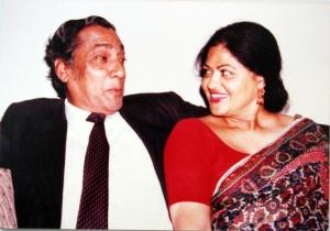 Sarwar & Zakia, late 1970s